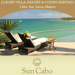 Luxury Villa, Resort and Condo Rentals in Cabo San Lucas