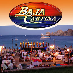 Baja Cantina Beach and Marina for Live Music in Cabo San Lucas