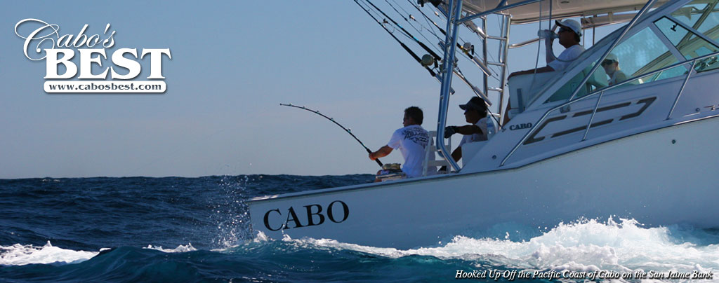 Fishng in Cabo San Lucas