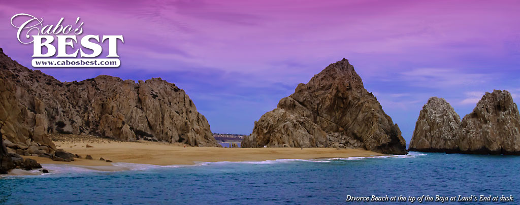 Divorce beach in Cabo San Lucas, one of Cabo's best beaches