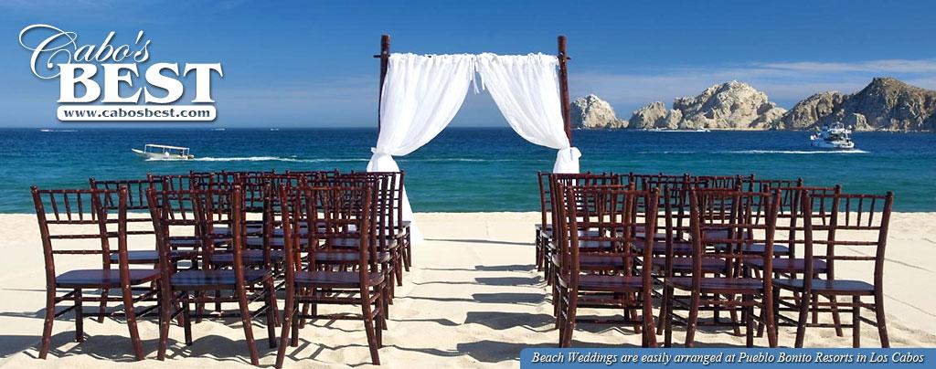 The Pueblo Bonito Resorts In Los Cabos Are A Top Choice For Weddings
