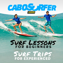 Surfing Instruction in Cabo San Lucas