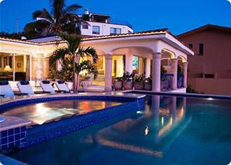 Casa Theodore luxury villa for rent in Cabo San Lucas