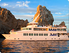 Dinner and party cruises in Cabo San Lucas