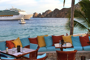 The View From Hacienda Cocina Y Cantina In Cabo San Lucas