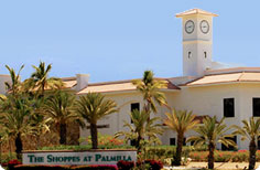 The Shoppes at Palmilla shopping plaza in San Jose del Cabo