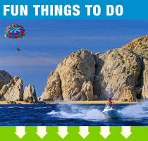Find Fun Activities and Tours in Los Cabos